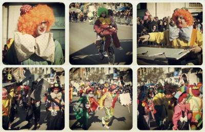 Carnivale Putignano 2013