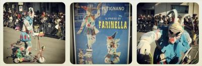 Carnevale di Putignano Farinella