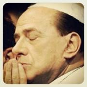 Berlusconi Papa