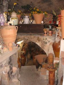 In den Gewölben von Cosimo Vestita