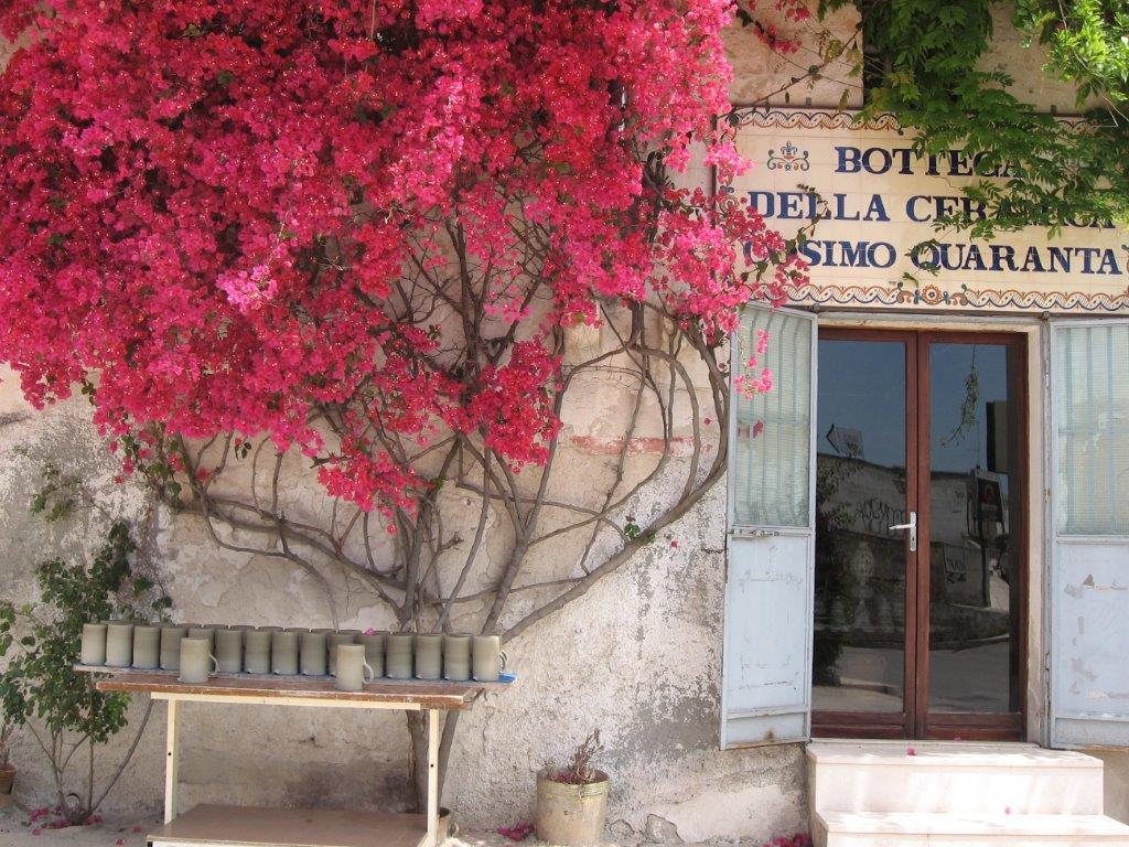 Grottaglie – Stadt der Keramik  meinapulien Katalog