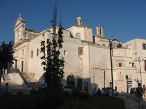 Die Mutterkirche von Cisternino - San Nicola