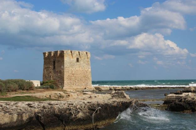 Wachturm San Vito bei Bari