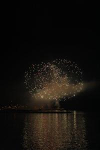Feuerwerk Festa di San Nicola 2015 5