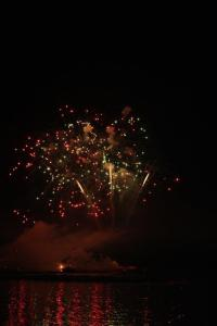 Feuerwerk Festa di San Nicola 2015 9