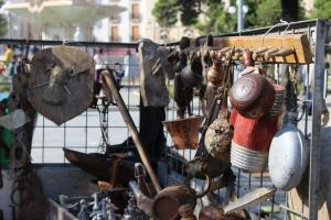 Flohmarkt Detail 1