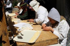 Orecchietteproduktion