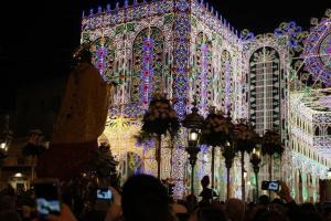 San Nicola 3 Eintritt in die Illuminazione