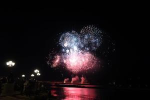 San Nicola Feuerwerk 2