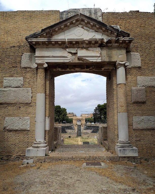 Lucera Amphitheater 1