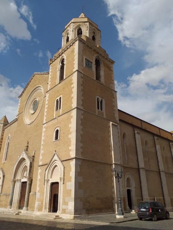 Lucera Kathedrale